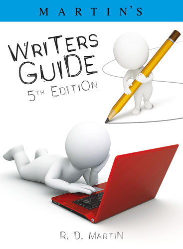 Image for Martin's Writers Guide 5th Edition