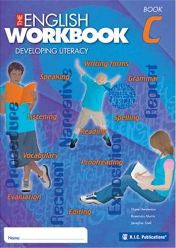 Image for The English Workbook C Student Book Developing Literacy RIC-6278