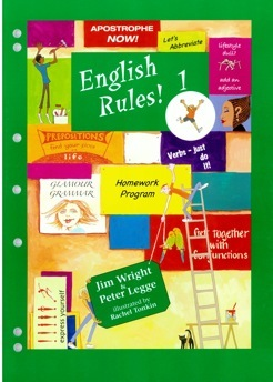 Image for English Rules! 1 Homework Program Student Book [Second Edition]