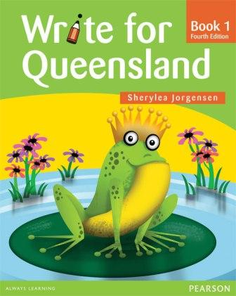 Image for Write for Queensland Book 1 [Fourth Edition]