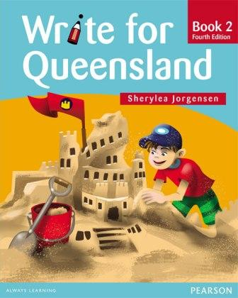 Image for Write for Queensland Book 2 [Fourth Edition]