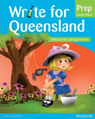 Image for Write for Queensland Prep [Fourth Edition]