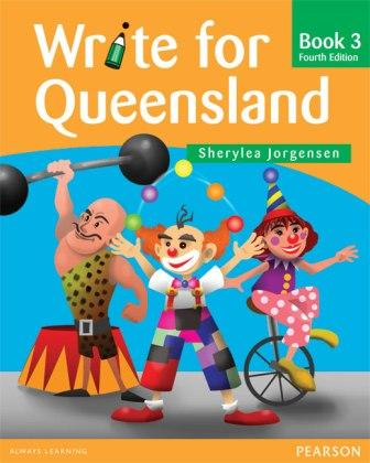 Image for Write for Queensland Book 3 [Fourth Edition]