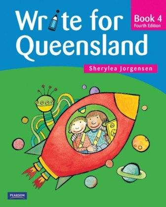 Image for Write for Queensland Book 4 [Fourth Edition]