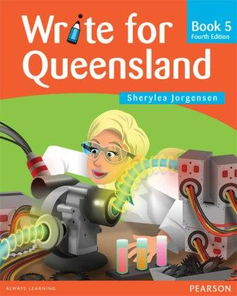 Image for Write for Queensland Book 5 [Fourth Edition]