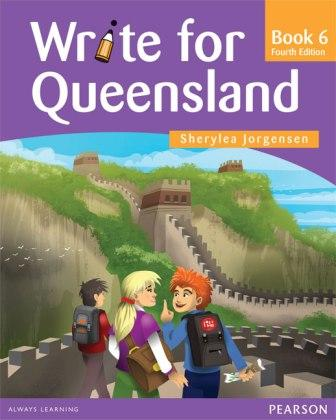 Image for Write for Queensland Book 6 [Fourth Edition]