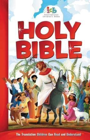 Image for ICB International Children's Bible: Big Red Cover