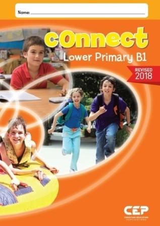 Image for Connect Lower Primary B1 Student Activity Book