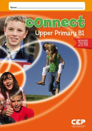 Image for Connect Upper Primary B1 Student Activity Book