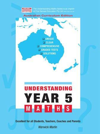 Image for Understanding Year 5 Maths : Australian Curriculum Edition