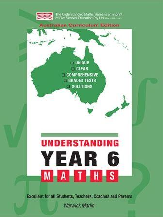 Image for Understanding Year 6 Maths : Australian Curriculum Edition
