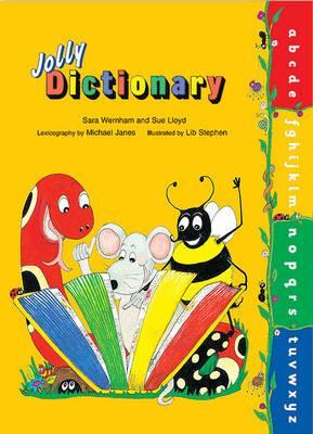 Image for Jolly Dictionary JL713 Hardback