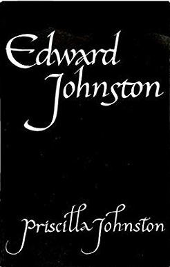 Image for Edward Johnstone : Calligrapher [used book][hard to get]